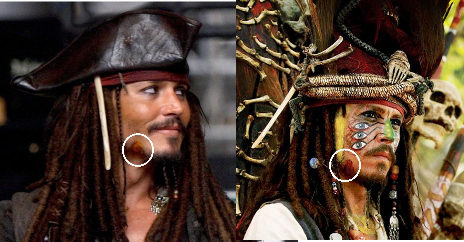 Surprising Jack Sparrow Costuming A Pirate39S Compendium Short Hairstyles For Black Women Fulllsitofus